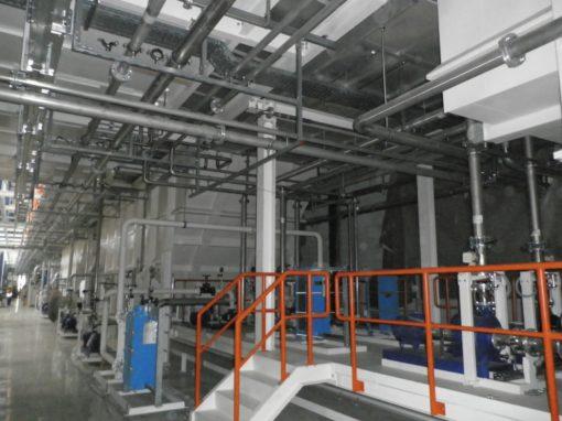 Industry/ Automotive – Fiat Zastava, Serbia, KTL-ED plant, mechanical erection