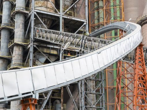 Industry/ Cement – CRH Medgidia, Romania – Medgreen project – solid municipal waste (ssw)  storage & handling and chlorine by-pass installation, engineering and mechanical erection
