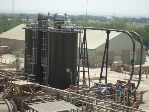 Industry/ Cement – LafargeHolcim Ashaka, Nigeria – Increase the lignite substitution rate – engineering and mechanical erection