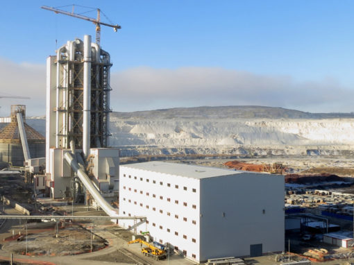 Industry/ Cement – LafargeHolcim Volsk, Russia- new cement plant, engineering and mechanical erection, process