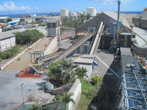 Industry/ Cement – Ciments de Bourbon (Holcim), Reunion, Le Port – Capacity Increase, engineering and mechanical erection