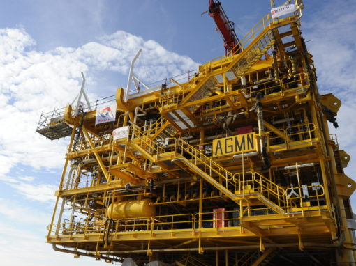 Oil&Gas/ Offshore oil rigs – AGMN Anguille Gabon – electrical and instrumentation installation