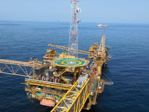 Oil&Gas/ Offshore oil rigs – Eiffage, Nigeria – electrical and instrumentation installation