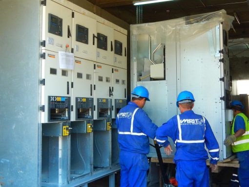 Industry/ Cement – Lafarge Mbeya, Tanzania – design and installation for mechanical, electrical and automation