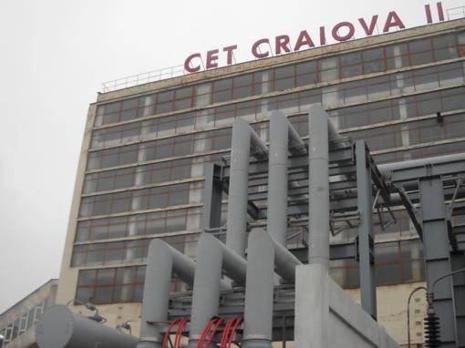 Energy/ Power plants – CETII Craiova – electrical installation for generators 1&2