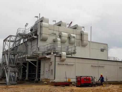 Energy/ E-house – CTCI Malaysia